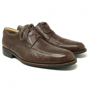 -Johnston Murphy Mens Oxford Dress Shoes Size 14M